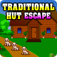 AvmGames Traditional Hut Escape