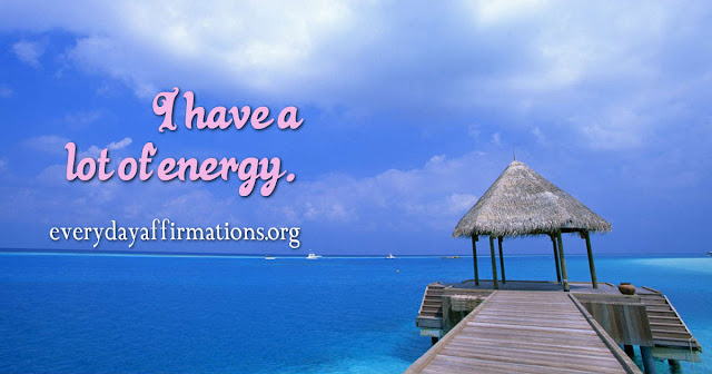 Daily Affirmations, Affirmations for Health, Affirmations for Weight-loss
