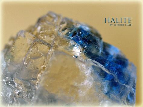 岩塩 halite Poland