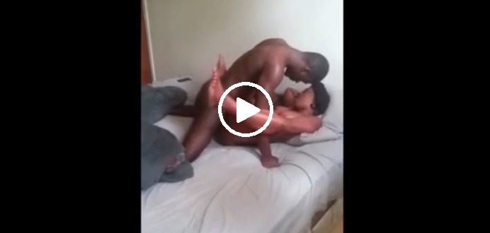 (Watch Video)-Se.xtape Between Two Guys and a Facebook Girl Goes Viral