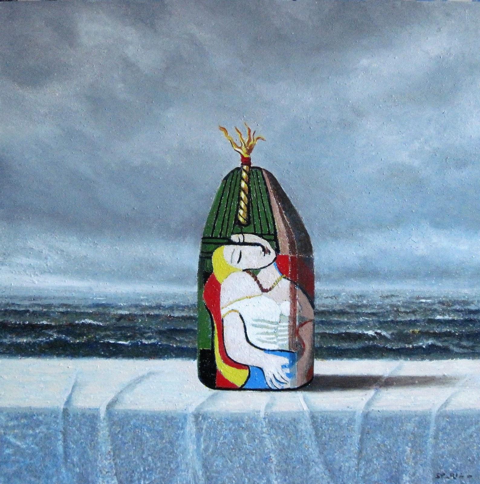 Steven Rhude - Paintings-5257