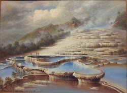 8th Wonder of the World NZ's Pink and White Terraces Lost