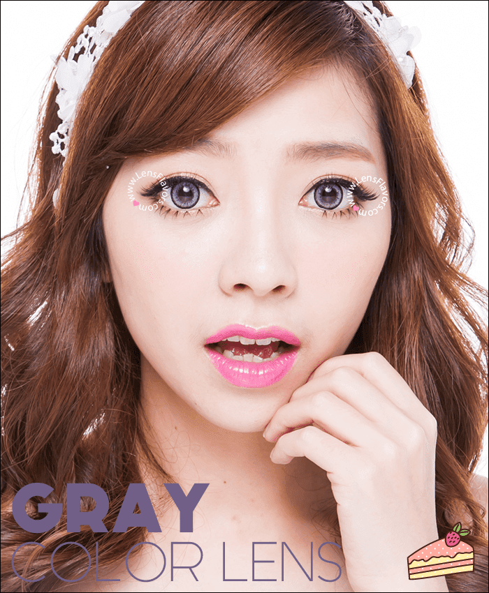 vassen dolly plus gray colored contacts