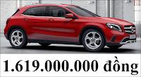 Giá xe Mercedes GLA 200 2018
