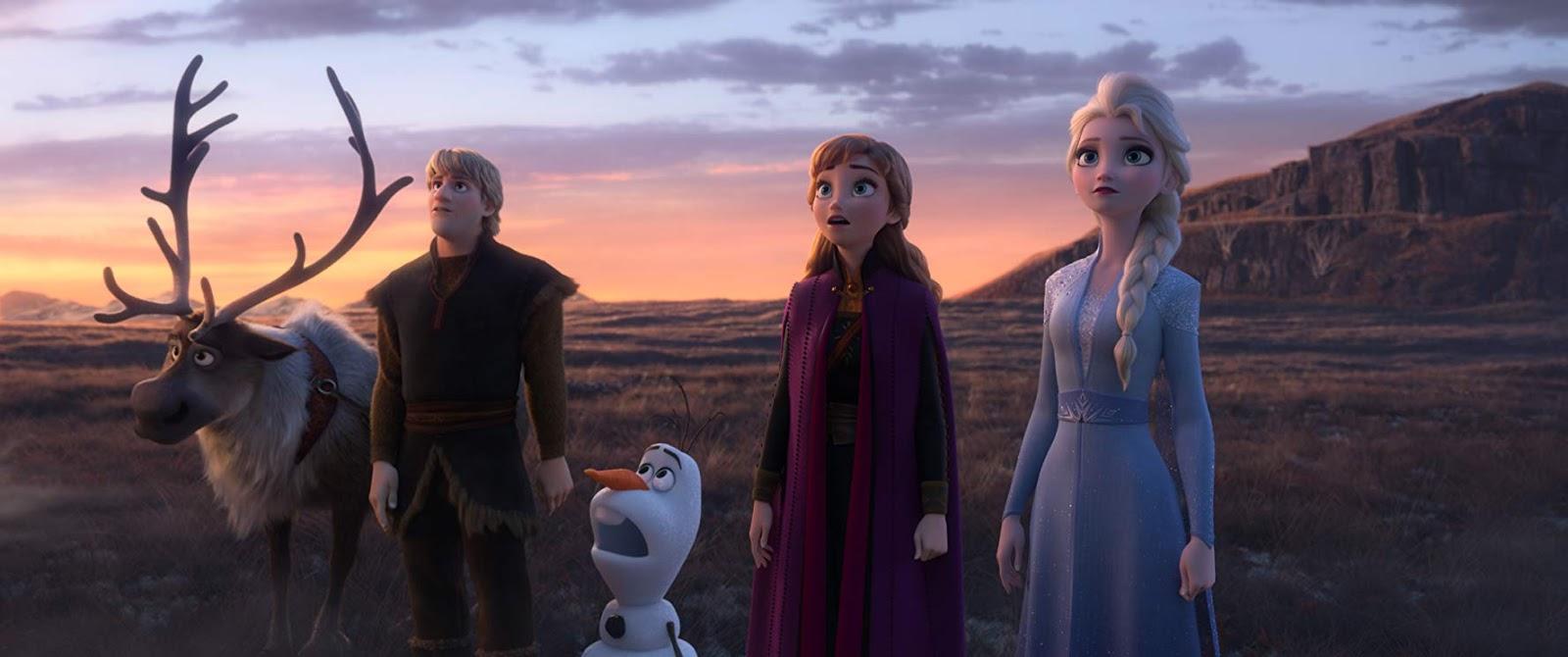 MOVIES: Frozen II - Review