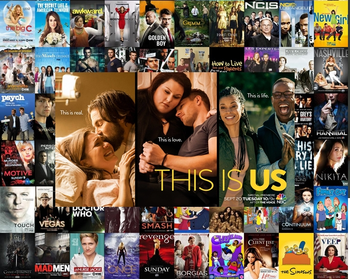 Dica de série (excelente): This is Us