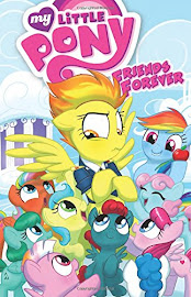 MLP Friends Forever Paperback #3 Comic