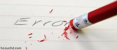 انتقد لتصحيح الأخطاء