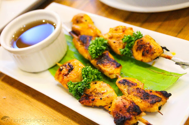 Chicken Inasal by Via Mare