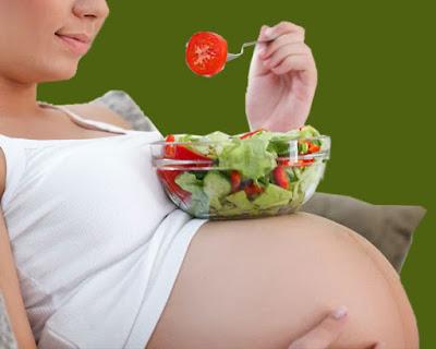 nutrisi ibu hamil, makanan sehat ibu hamil