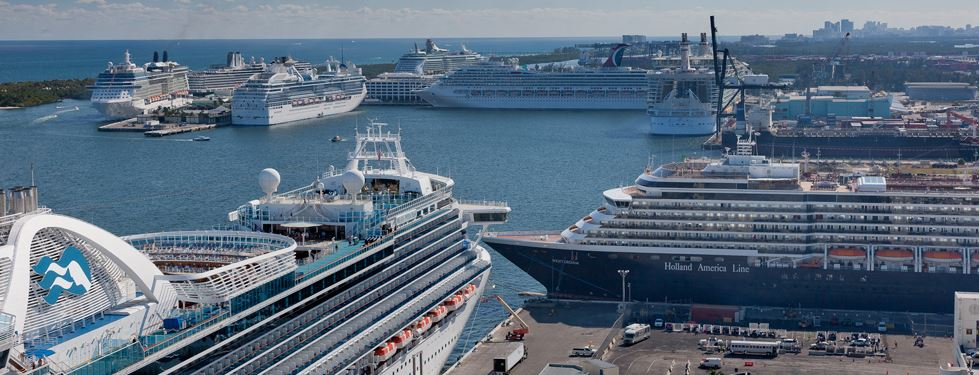 What's New at Cruise Ports in Florida 2016?
