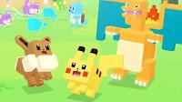 Il gioco Pokemon Quest per Android e iPhone