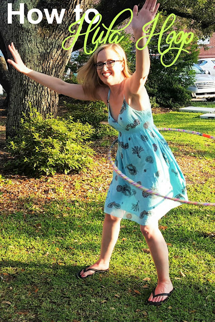 Harris Sisters GirlTalk: How to Hula Hoop
