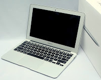 Jual Macbook Air Mid 2012 Bekas