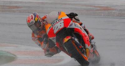 Inilah Momen Emosional Perpisahan Dani Pedrosa Dari MotoGP