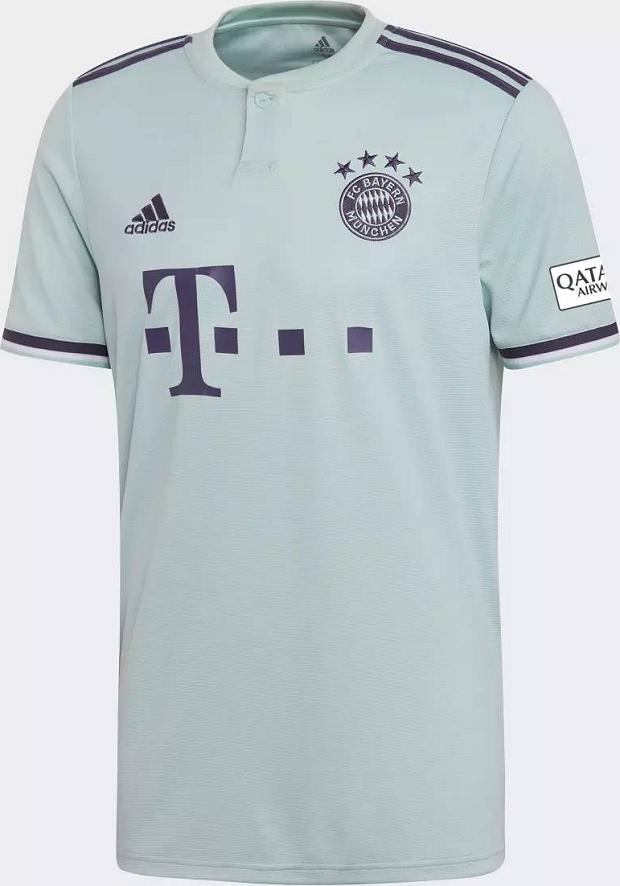 c041ac407d Adidas lança a nova camisa reserva do Bayern de Munique - Show de ...