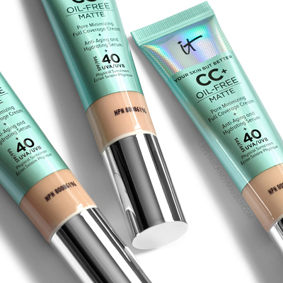 CC+ Crème Your Skin But Better Matte de It Cosmetics