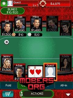 Download game texas holdem poker 3 jar 320x240 - Poker de