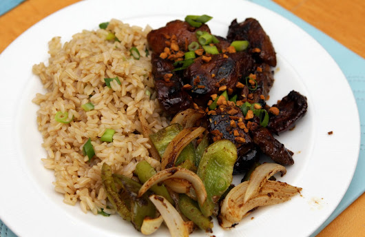 AROUND THE WORLD IN 80 DISHES: #8 MONGOLIA: MONGOLIAN LAMB