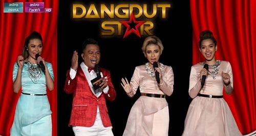 Konsert Akhir Dangdut Star 2016 Final minggu 6, konsert Dangdut Star 2016 Akhir, senarai lagu peserta Dangdut Star 2016 Akhir