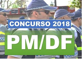 Candidatos denunciam problemas no certame da PMDF.