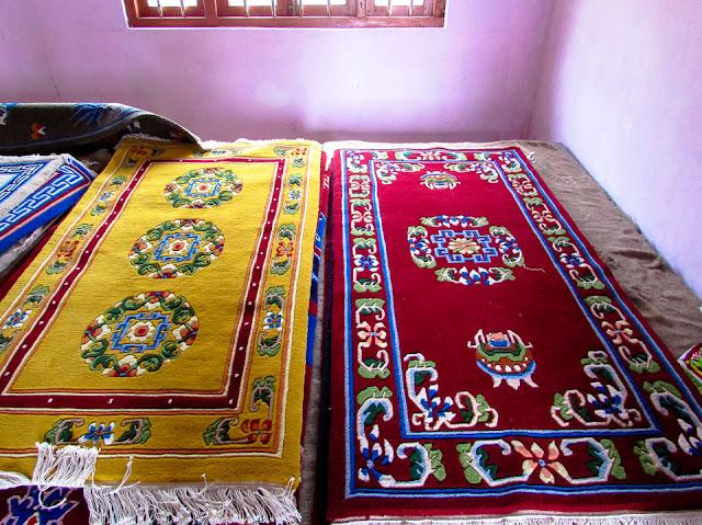Kunphenling Tibetan Settlement The Carpets_DoiBedouin