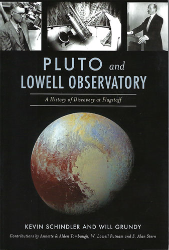 Pluto and Lowell Observatory by K. Schindler and W. Grundy