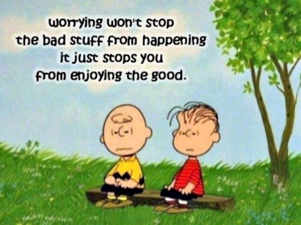 worry peanuts