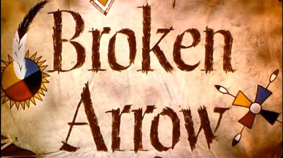 Laura 39 S Miscellaneous Musings Tonight 39 S Movie Broken Arrow 1950