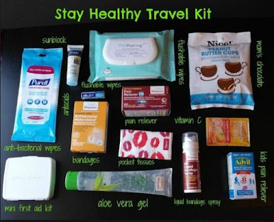 Bringing Medicine when travelling with family