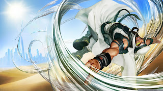 Street Fighter V Rashid HD Wallpaper 2560x1440