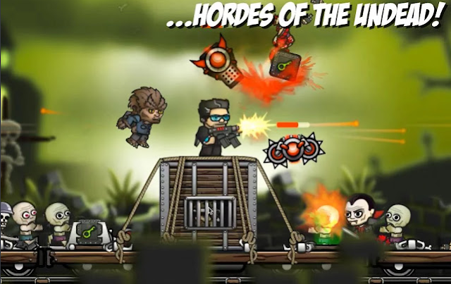 Storm the Train v1.7.0 MOD APK Unlimited Gold + Gems For Android Download