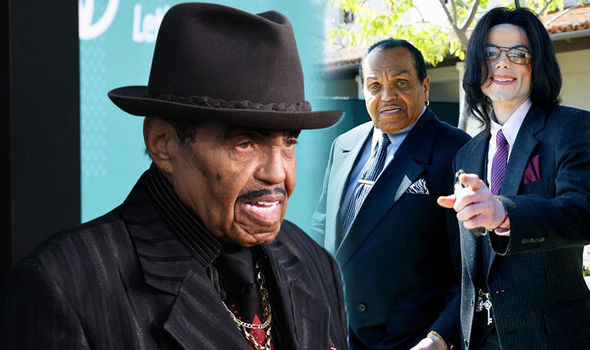 Image result for michael jackson father died