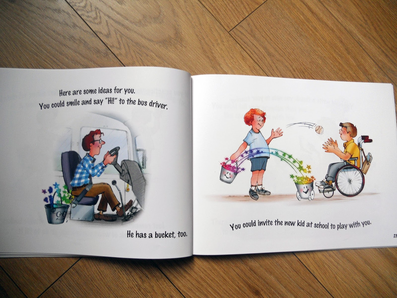 Missus B S Picture Book Reviews Have You Filled A Bucket
