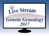 Genetic Genealogy 2017