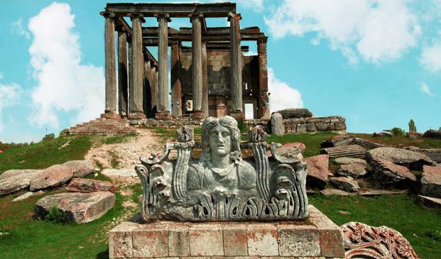 Kralların Kenti Aizonai Tatil Gezi Rehberi