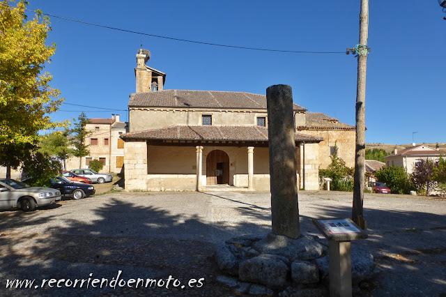 Rollo jurisdiccional de Navares de las Cuevas, Segovia
