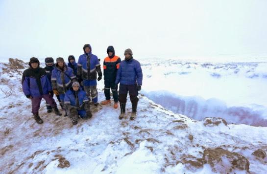 Lubang Yakjuj Dan Makjuj Di Siberia