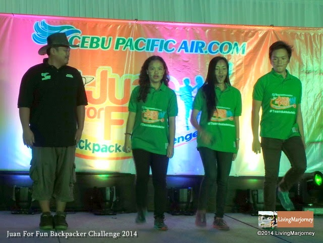 Cebu Pacific's Juan For Fun