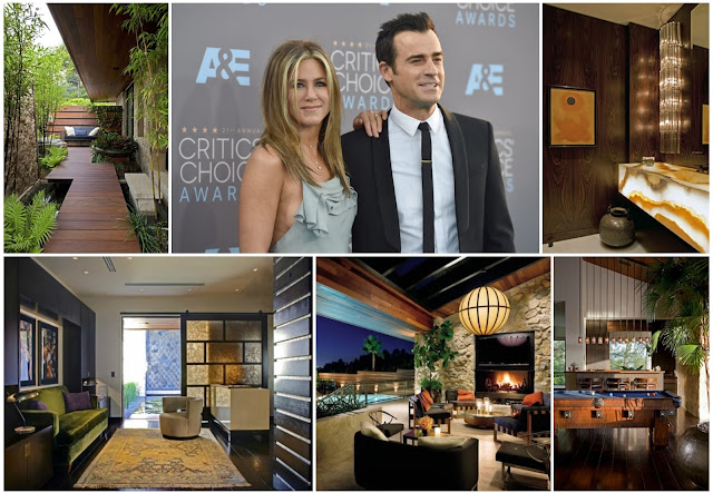 Great Designs From Jennifer Aniston's House