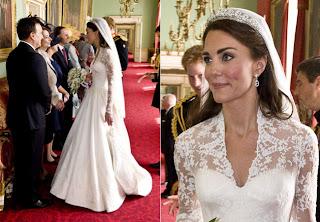 15 Mais detalhes do Casamento Real...!