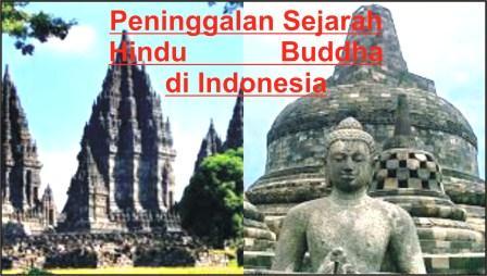 Peninggalan Sejarah Hindu Dan Buddha Di Indonesia Berkas Ilmu