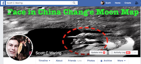 Like Us On Facebook. SCW