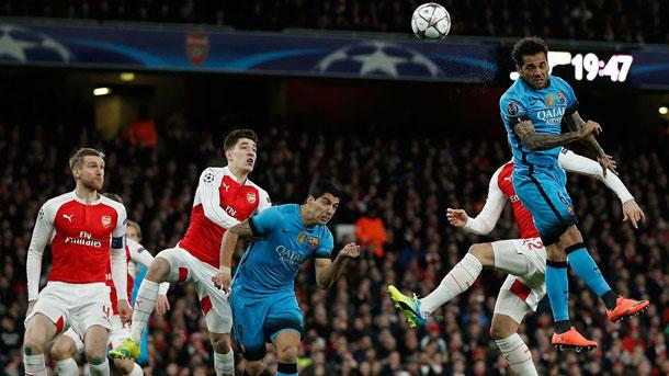 No te pierdas todos los goles del Arsenal-FC Barcelona (0-2)