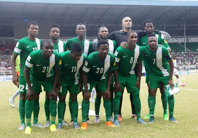 HEALING THE WOUND! NIGERIA'S SUPER EAGLES TO PLAY TWO FRIENDLY MATCHES AHEAD OF THE 2018 FIFA W/C QUALIFIER...CHECK WHICH TEAMS AND THE DATE