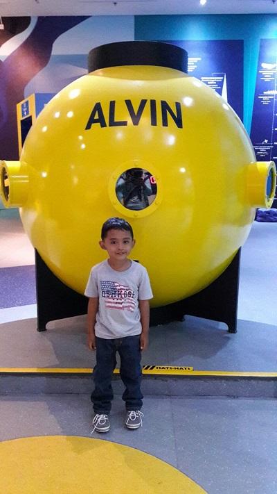 Kapal Selam Alvin