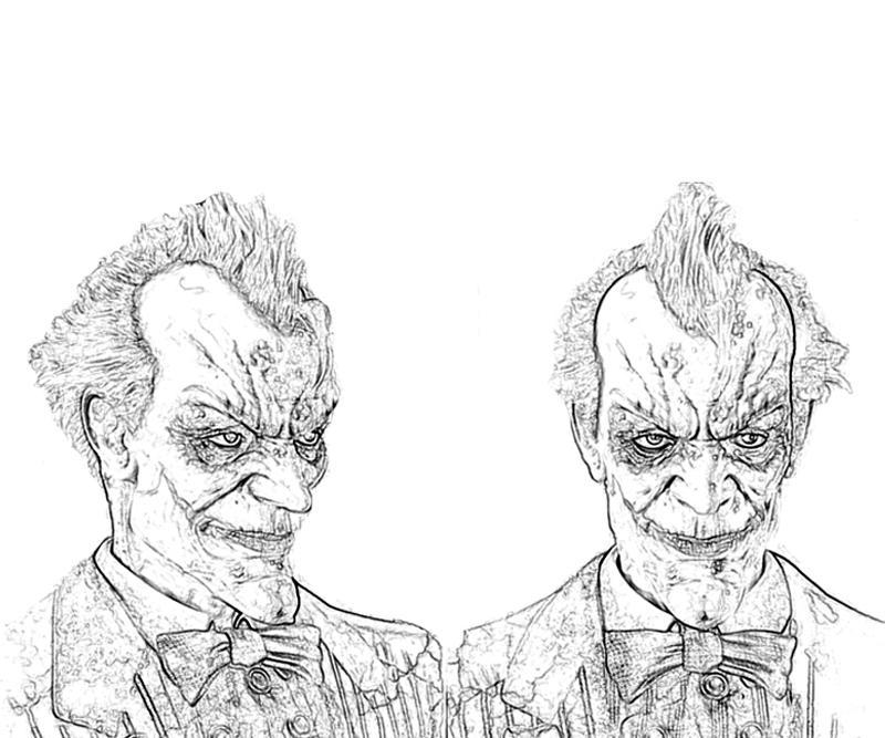 joker coloring pages - Google Search | Coloring pages, Sketches ... | 667x800
