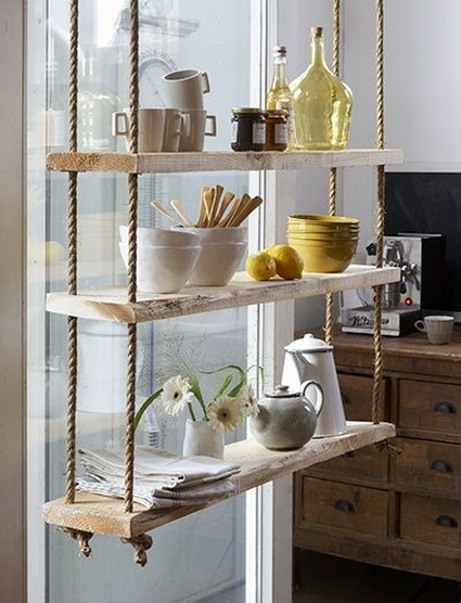 Clever storage ideas for small kitchens 1