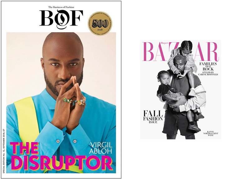Fashion Magazine Covers 2018
