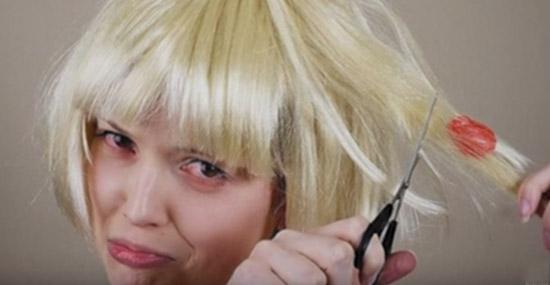 Truques de Limpeza com Coca-Cola - Removendo chicletes dos cabelos